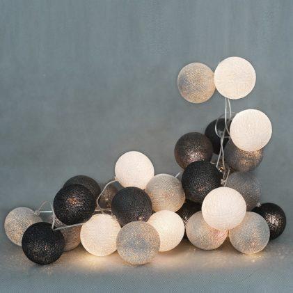 Hanksome Lights Klassisches Grau